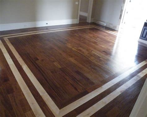 Hardwood Floor Borders Ideas Best 25 Cherry Floors Ideas On