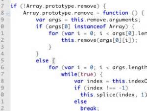 remove duplicates in javascript array phpsourcecode net