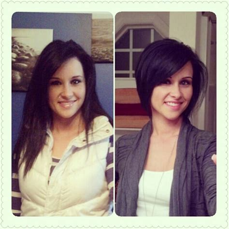 before and after bob haircut photos bob haircuts before and after short hairstyle 2013