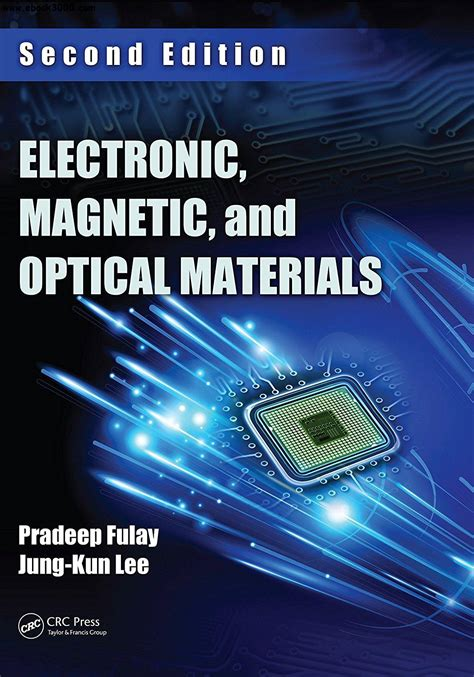 Optical Materials electronic magnetic and optical materials second