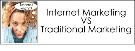 online advertising better than traditional advertising internet marketing vs traditional marketing how to