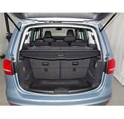 Inside Of Boot Volkswagen Sharan Highline 14 TSI Blue Motion 5dr MPV