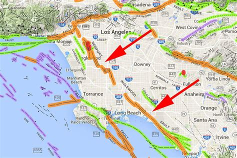 louisiana fault map geologist west la fault line might slice all the way