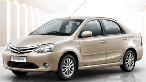 Toyota Etios In India Mahindra Verito Vs Toyota Etios Comparison Between Two