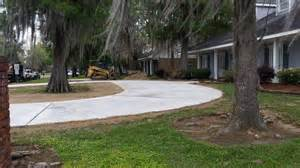 concrete driveways new orleans metairie and surround