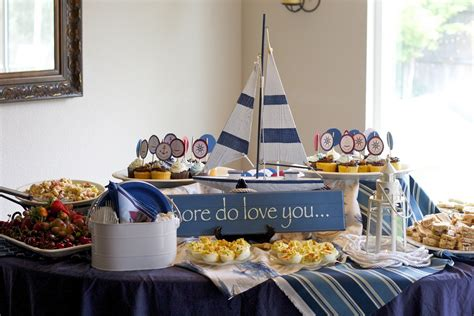 Nautical Theme Baby Shower Decorations by Always Me With You Shore Do You Owen S Nautical