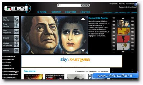 film streaming gratis siti per vedere film in streaming gratis in italiano e