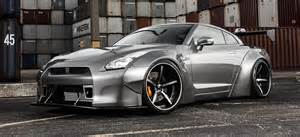 Nissan Gtr Custom Customized Nissan Gtr Exclusive Motoring Liberty Walk