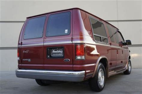 find used garage kept ford e 150 iii le only 43k