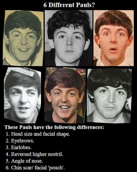 Were With You All The Way Paul by The Fabricated Four Were The Beatles Real