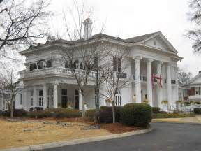 neoclassical style homes drive thru portico yes neoclassical home