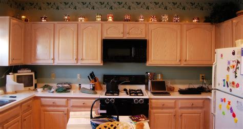 christmas decorations on kitchen cabinets decoration ideas for kitchen cabinets