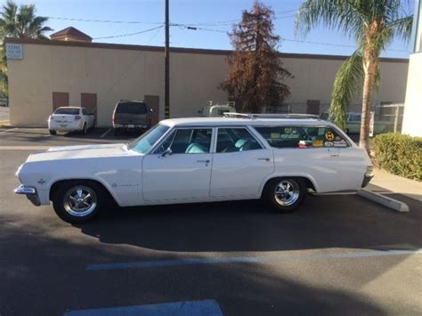 1965 chevrolet impala station wagon 1965 chevy impala station wagon for sale photos