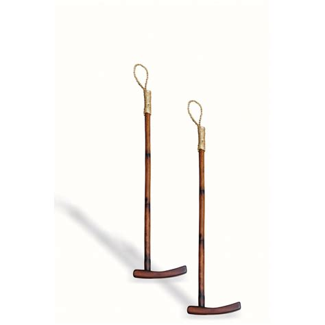 Fashion Themed Bedroom voyager decorative polo stick pair home decoration