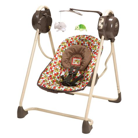 cosco swing cosco calypso gentle motion swing only 49