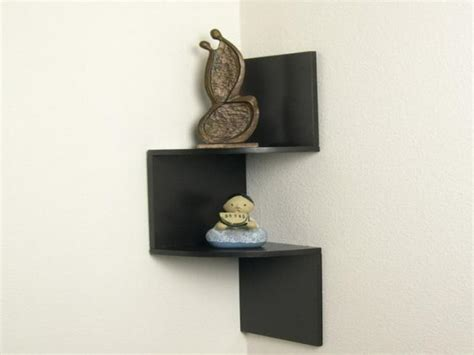 Corner Wall Mounted Shelf by Corner Shelf Wall Mounted Cubby Storage Stroovi