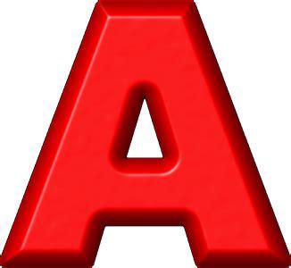 presentation alphabets refrigerator magnet a