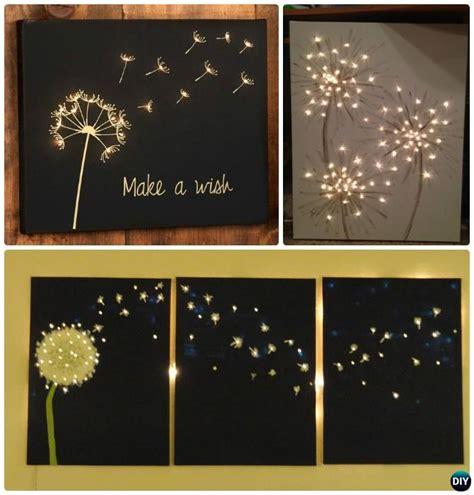 best 25 lighted canvas ideas on canvas pleasurable ideas canvas light up wall room decorating