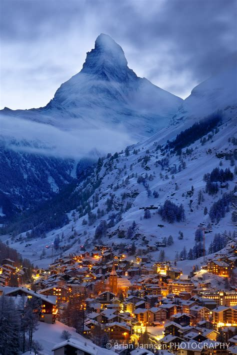 swiss alps a visit to the village of zermatt and the matterhorn in