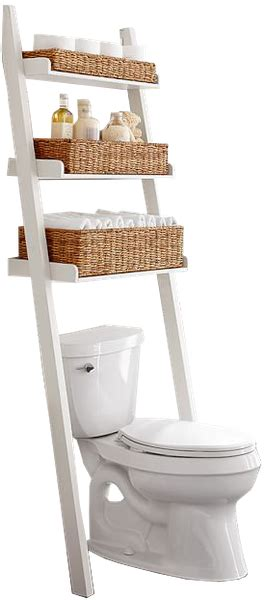 ainsley the toilet ladder ainsley the toilet ladder with baskets decorist