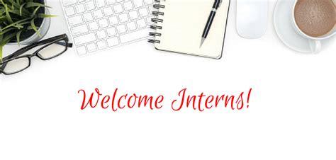 intern websites welcome interns careers