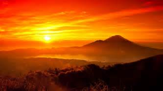 Landscape Pictures Of Sunset Landscape Sunset Mountain Hd Wallpapers I Hd Images