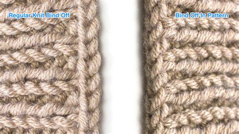 bind in knitting bind in pattern knitting bind 3 new stitch
