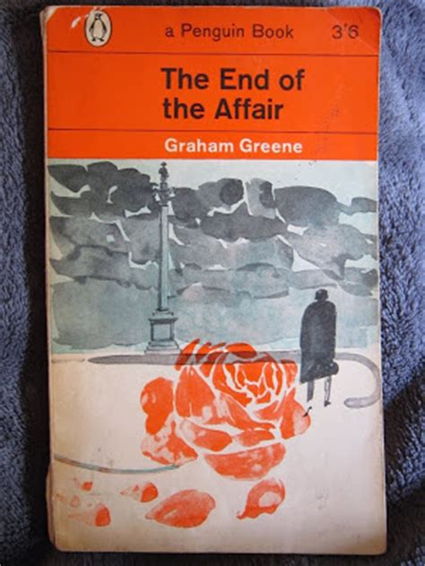 Graham Greene The End Of The Essay by Stuck In A Book The End Of The Affair Greeneforgran
