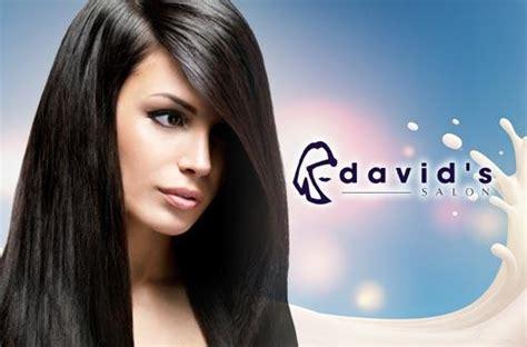 silky straight hair kiss limp hair goodbye milk rebond   volume rebond  davids