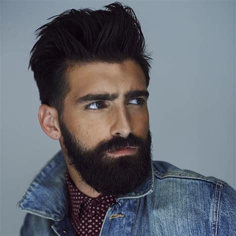 coupe de cheveux homme barbe les 32 barbus les plus sexys d instagram zone