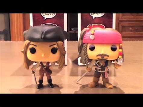 Of The Caribbean Captain Sparrow Funko Pop 172 Vinyl Figu 1 sparrow and elizabeth swann of the caribbean funko pop 172 and 175
