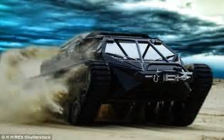 Ripsaw Floor by Ripsaw Vehicle 2 Is A Former Tank That Performs