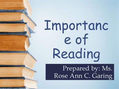 importance of themes in stories importance of reading powerpoint finished one