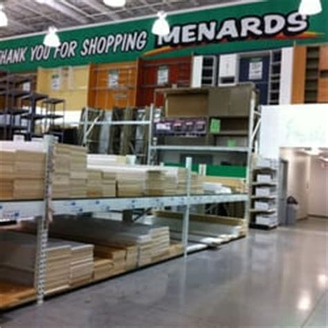 menards building supplies joliet il reviews