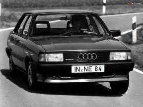 Audi 80 Quattro B2 Audi 80 Quattro B2 1984 1986 Wallpapers 1024x768