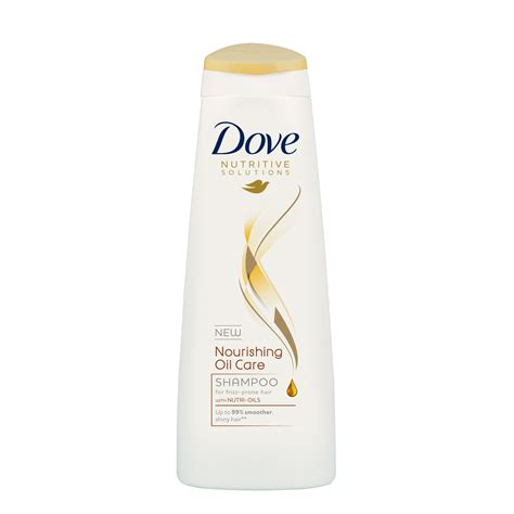 dove nutritive therapy nourishing care shoo