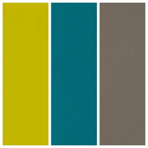 teal color schemes color scheme chartreuse teal taupe decorating like a