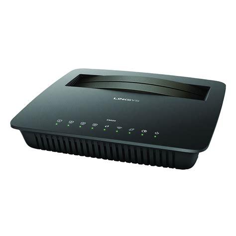 Modem Router Linksys linksys ac750 x6200 dual band vdsl adsl modem router ebay