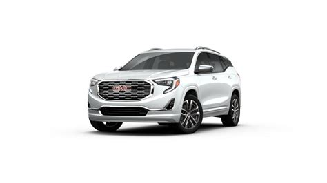 gmc terrain 2018 black 2018 gmc terrain denali colors gm authority