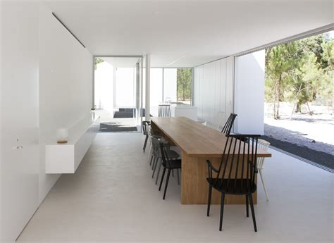 House Plans For View House gallery of house in alentejo coast aires mateus 12