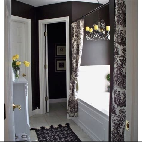 black white and yellow bathroom bathroom decor