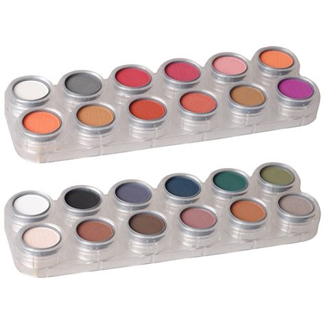 Make Powder Eye Shadow 2gr eyeshadow palette 24 color rk makeup