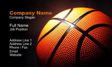 15 Team Sports Business Card Design Ideas Uprinting Sports Business Cards Templates Free