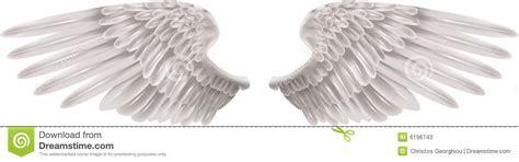 imagenes de alas blancas alas blancas ilustraci 243 n del vector imagen de fantas 237 a