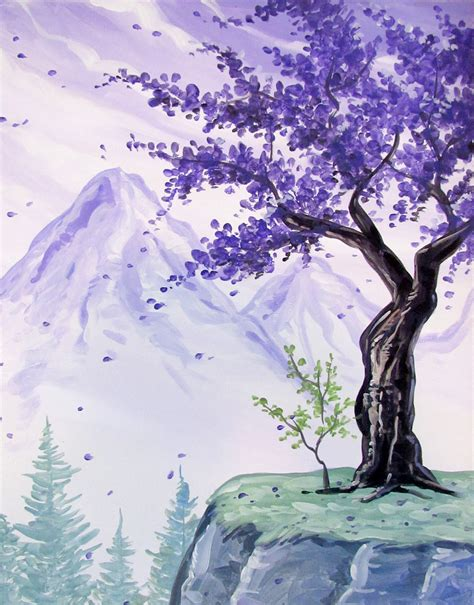 paint nite in sacramento orchid thai midtown sacramento 11 18 2017 paint nite event