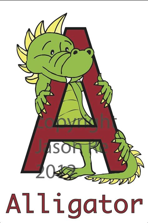 read jason re 187 a is for alligator