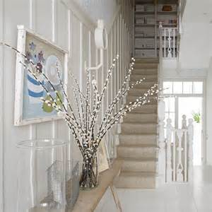 branch decorations for home spring flowering branches in home decor celebrate amp decorate