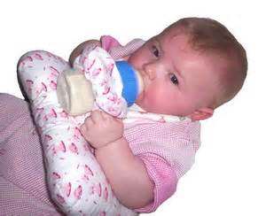 baby bottle holders what s your take lazy or a