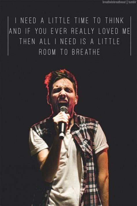 room to breathe room to breathe you me at six lyrics