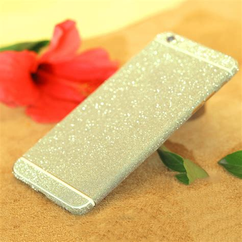 Glitter Sticker Sticker Glitter Glitter Garskin Iphone 5 5s 5se glitter bling sticker screen protector for iphone 5s 6 6s ebay